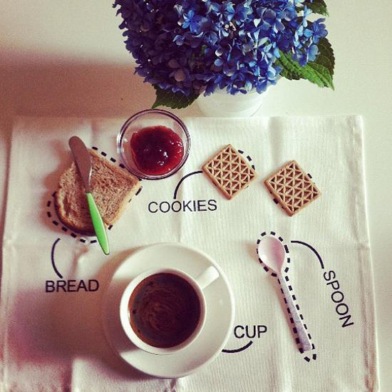 Breakfast il piacere di fare colazione e darsi il for Buongiorno con colazione