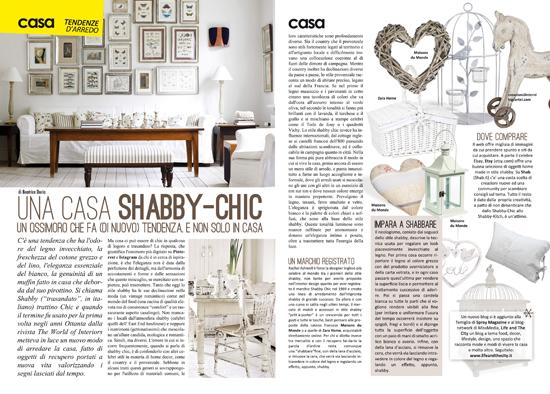Idee Shabby Chic Per La Casa.Una Casa Shabby Chic La Tendenza Del Momento Nell Home Decor E Le