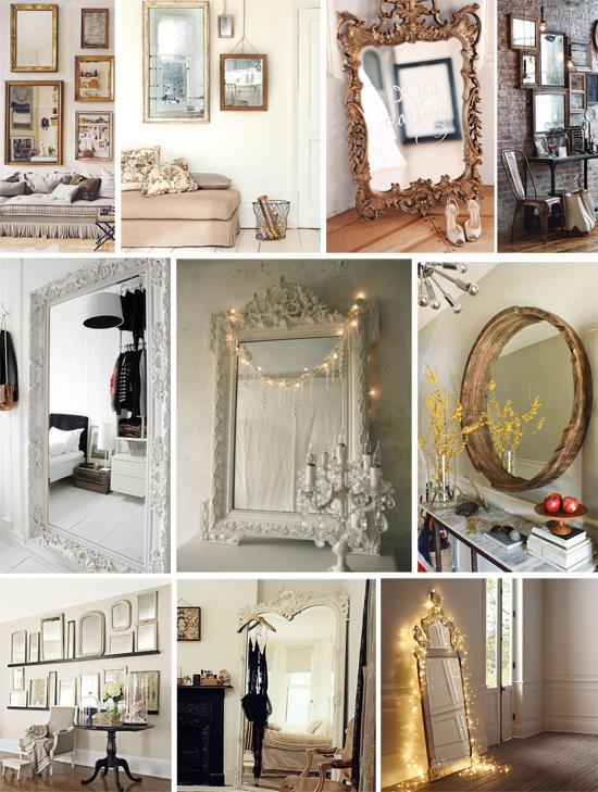 Mirror mirror specchi per arredare casa e idee furbe per - Arredare con specchi ...
