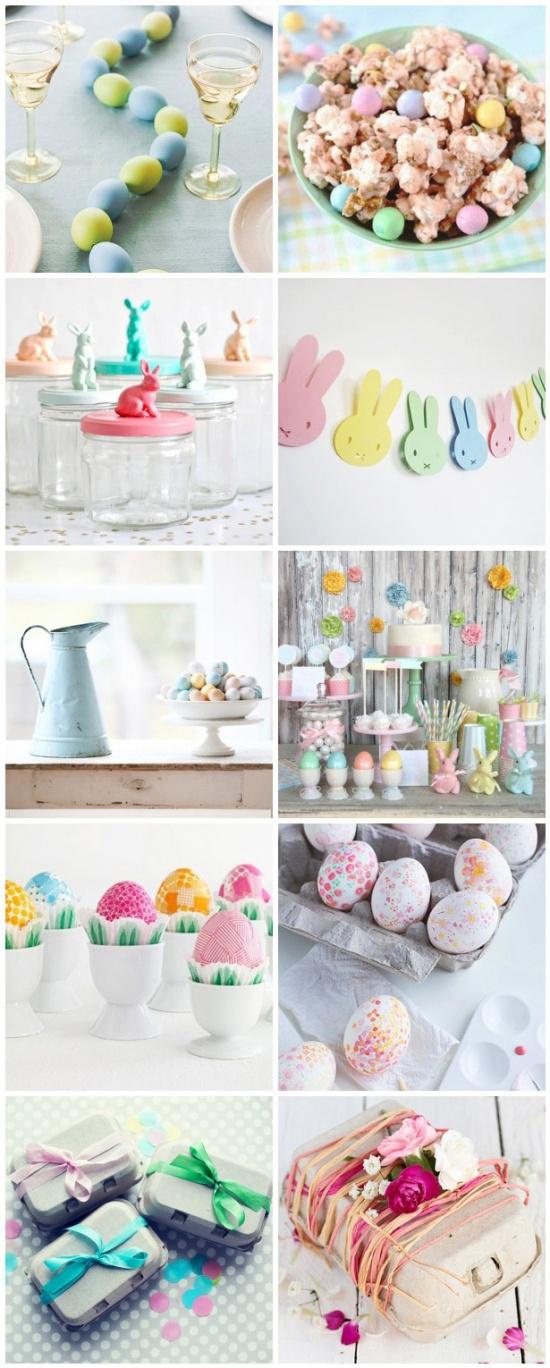 Pasqua si avvicina tante idee originali per decorare la - Idee originali per la casa ...