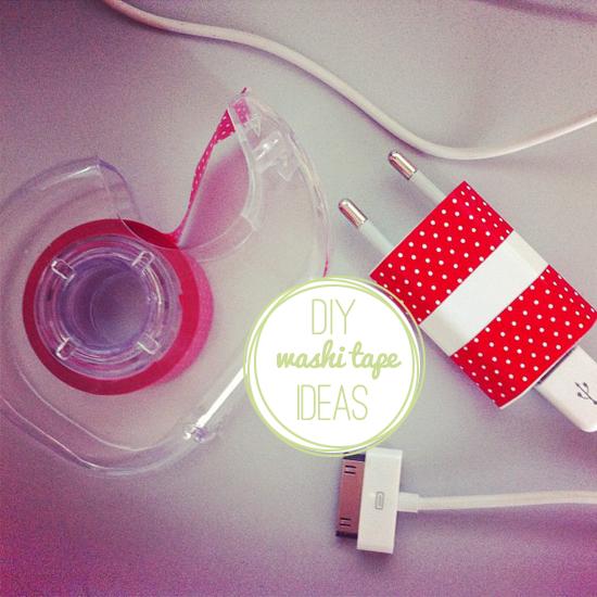 washi tape ideas_diy