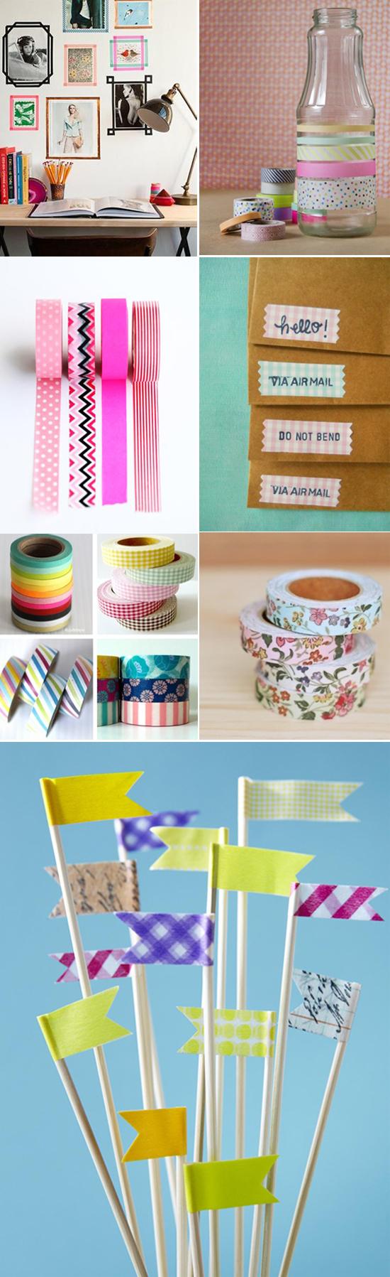 washi tape_nastro adesivo_decorazione