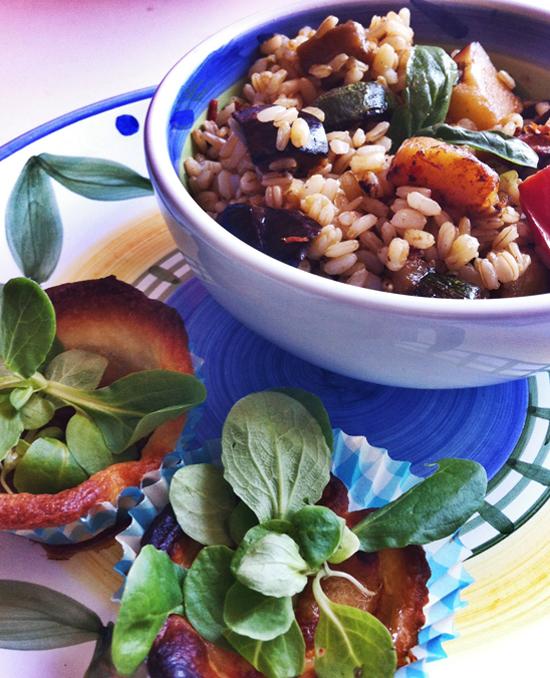 la mia ricetta per riso gallo 3 cereali: riso integrale, avena e ... - Come Cucinare Il Gallo