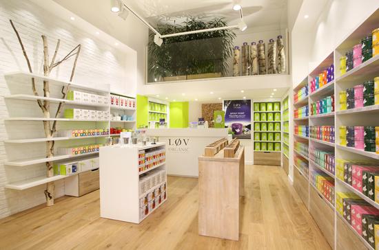 Lov Organic boutique milano