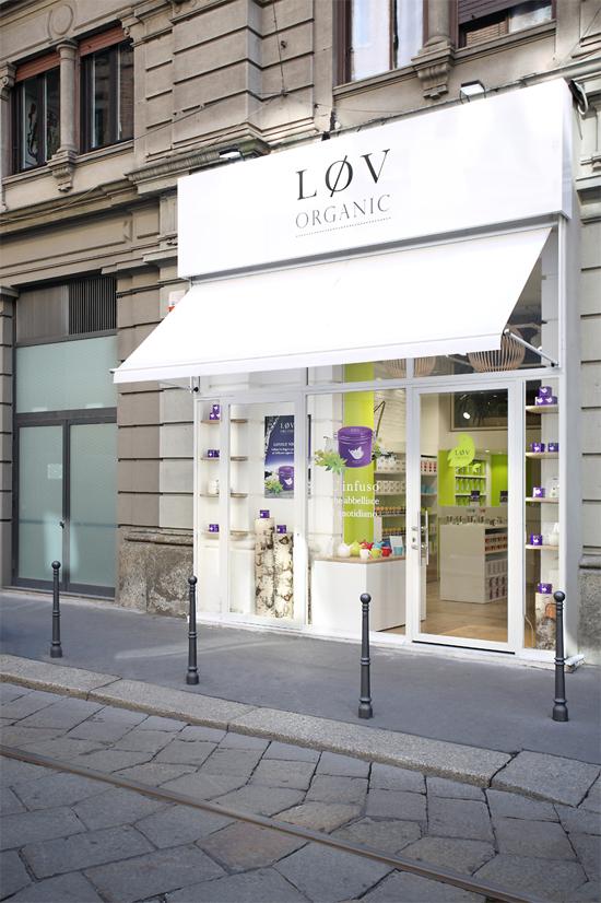 Lov Organic boutique_milano