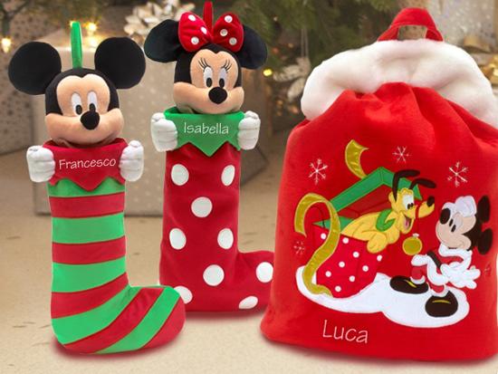 Addobbi Natalizi Disney.Regali Di Natale Personalizzati Nell E Commerce Italiano Del Disney