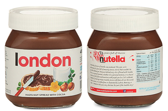 NUTELLA_SELFRIDGES