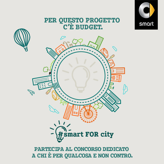 smart for City il progetto che smart dedica alle start up