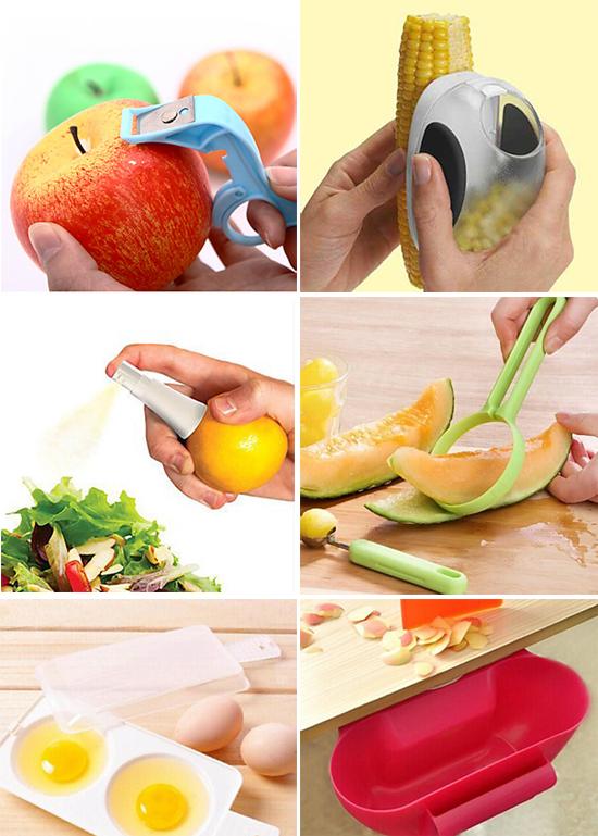 Utensili e gadget in cucina quando il superfluo diventa for Utensili per cucina professionale