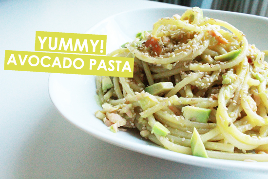 avocado_pasta e salmone