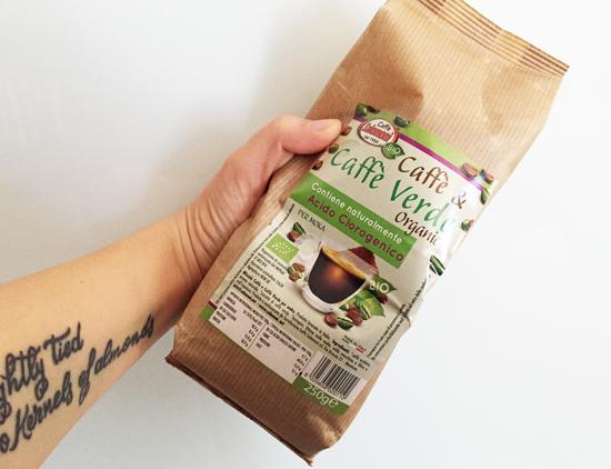 caffe salomoni caffe verde bio
