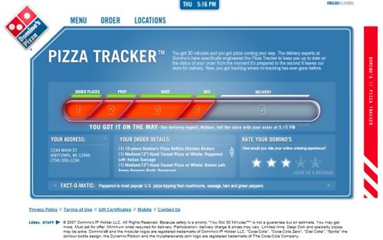 domino pizza milano apertura