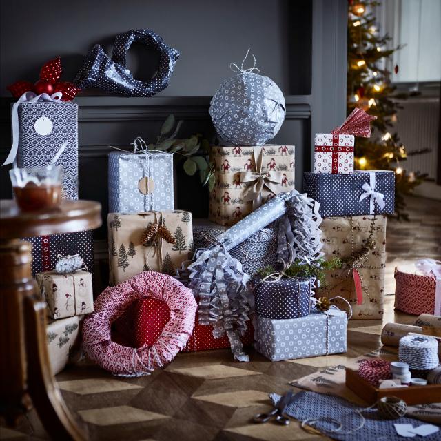 Collezione ikea natale 2015 addobbi e decorazioni per la for Natale ikea