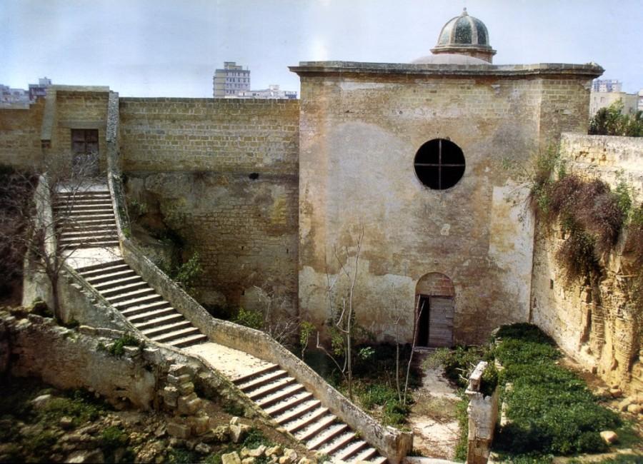 Trapani S. Maria Grotta a Marsala