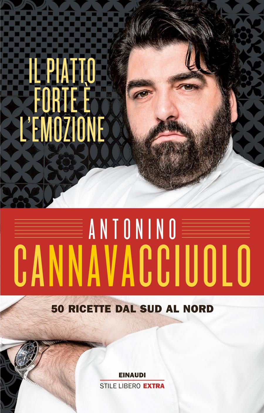 In libreria il nuovo libro di antonino cannavacciuolo - Libro cucina cannavacciuolo ...