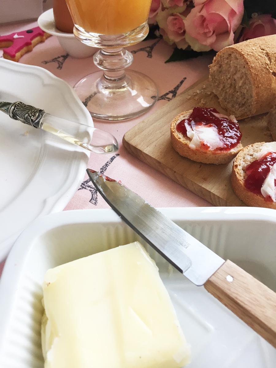 colazione ispirazione parigi