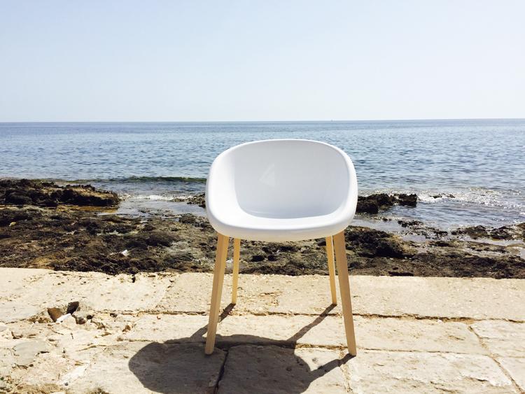 Una sedia di design in giro per la sicilia e il progetto for Sedia design 2016