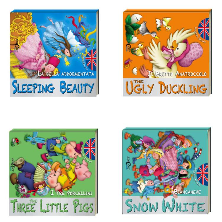 libri inglese bambini