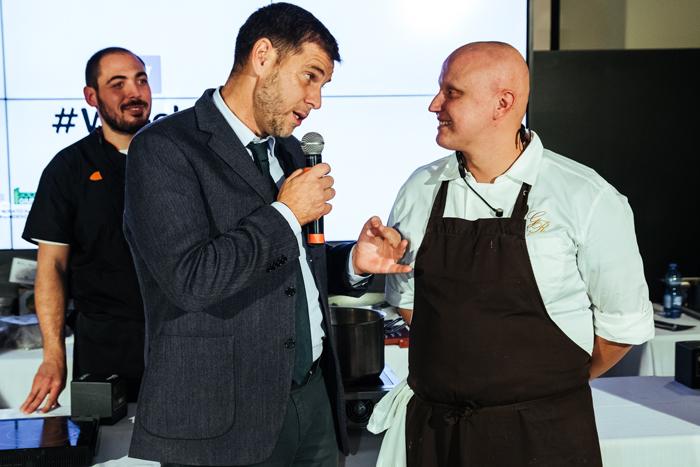 Massimo Ingrassia (Sisal) e giuseppe Raciti